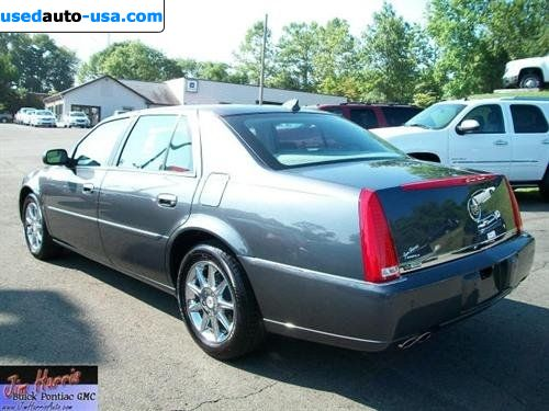 Car Market in USA - For Sale 2010  Cadillac DTS w/1SC
