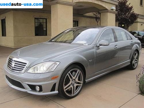 For sale 2008 passenger car mercedes s 2008 mercedes benz for Beshoff mercedes benz