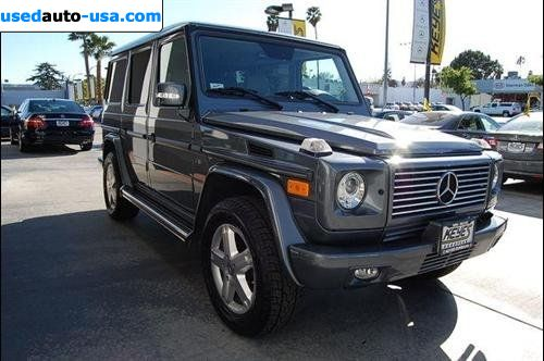 for sale 2008 passenger car mercedes g 2008 mercedes benz. Black Bedroom Furniture Sets. Home Design Ideas