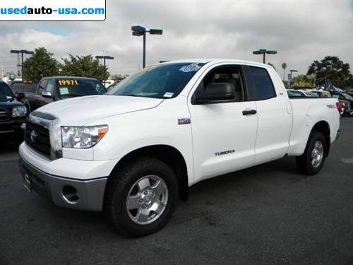 for sale 2008 passenger car toyota tundra double cab sr5. Black Bedroom Furniture Sets. Home Design Ideas