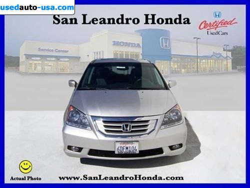 Car Market in USA - For Sale 2008  Honda Odyssey Touring AT w/DVD RES &   Navi