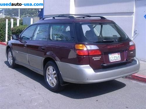 for sale 2000 passenger car subaru legacy wagon wagon outback ltd san rafael insurance rate. Black Bedroom Furniture Sets. Home Design Ideas