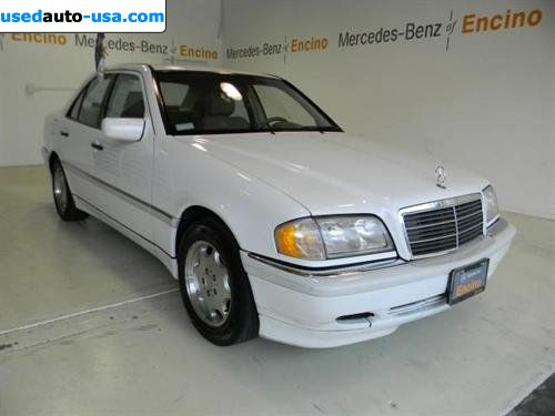 For sale 2000 passenger car mercedes c 2000 mercedes benz for Mercedes benz insurance cost