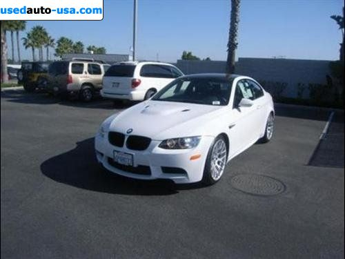 Car Market in USA - For Sale 2011  BMW m3 Coupe