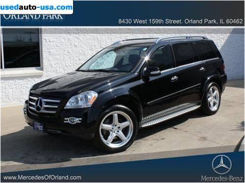 For sale 2008 passenger car mercedes gl 2008 mercedes benz for Mercedes benz insurance cost