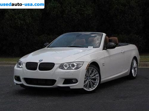 for sale 2011 passenger car bmw 3 series convertible roswell insurance rate quote price 57998. Black Bedroom Furniture Sets. Home Design Ideas