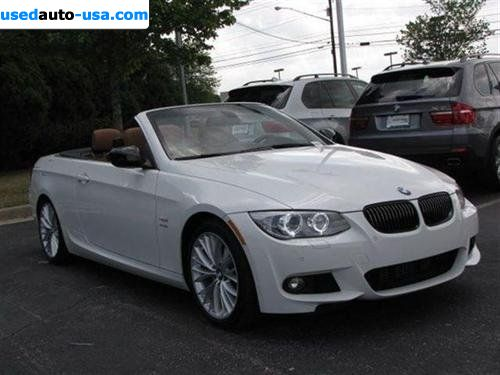 United Bmw Roswell >> For Sale 2011 passenger car BMW 3 Series Convertible ...