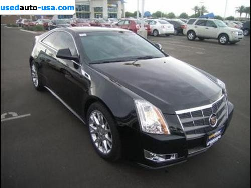 for sale 2011 passenger car cadillac cts coupe premium gilbert insurance rate quote price 48998. Black Bedroom Furniture Sets. Home Design Ideas