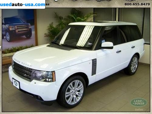 for sale 2011 range rover hse lux dallas insurance rate quote price 82995. Black Bedroom Furniture Sets. Home Design Ideas