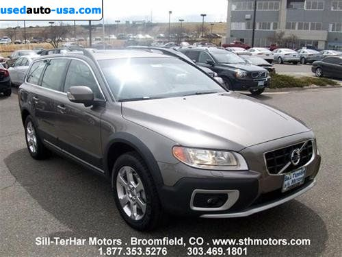 for sale 2011 passenger car volvo xc70 3 2l broomfield. Black Bedroom Furniture Sets. Home Design Ideas