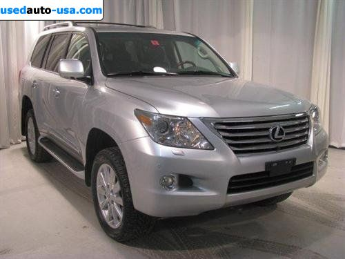 Car Market in USA - For Sale 2009  Lexus LX 570 570