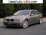 BMW 7 Series Sedan  