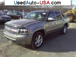 Chevrolet Avalanche LTZ  used cars market
