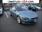 BMW 6 Series 65i Coupe  used cars market