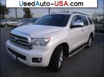 Car Market in USA - For Sale 2010  Toyota Sequoia Platinum