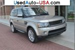 Range Rover Sport HSE LUX  used cars market