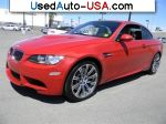 BMW m3 Convertible  used cars market
