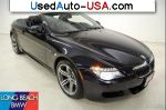 BMW M6 Convertible  used cars market
