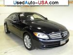 Mercedes CL 2008 Mercedes-Benz CL-Class V8  used cars market
