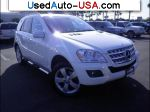 M 2010 Mercedes-Benz M-Class 3.5L  used cars market