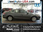 Honda Accord Sedan EX-L  used cars market