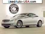 Mercedes CL 2008 Mercedes-Benz CL-Class V8  
