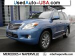 Lexus LX 570 570 BASE  used cars market