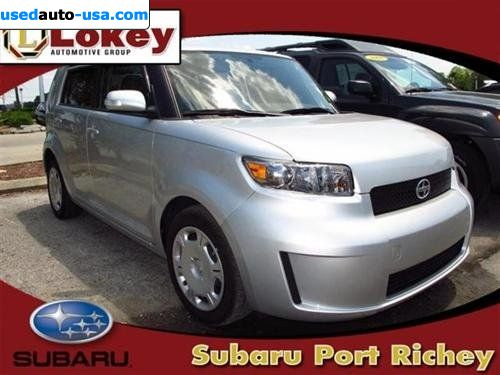 for sale 2010 passenger car scion xb auto port richey insurance rate quote price 18477. Black Bedroom Furniture Sets. Home Design Ideas