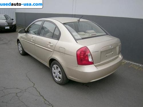 for sale 2007 passenger car hyundai accent gls gladstone. Black Bedroom Furniture Sets. Home Design Ideas