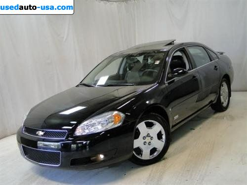 for sale 2008 passenger car chevrolet impala ss ss villa park insurance rate quote price 18477. Black Bedroom Furniture Sets. Home Design Ideas