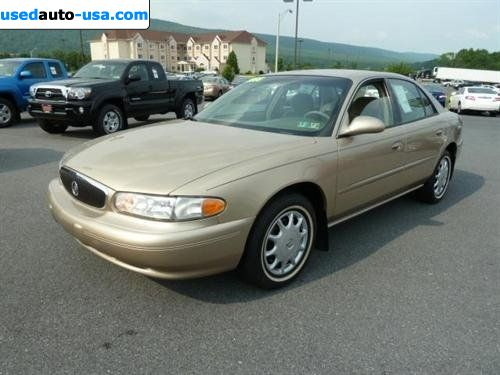for sale 2005 passenger car buick century custom hamburg. Black Bedroom Furniture Sets. Home Design Ideas