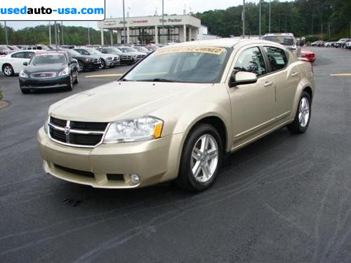 for sale 2010 passenger car dodge avenger r t hot springs national park insurance rate quote. Black Bedroom Furniture Sets. Home Design Ideas