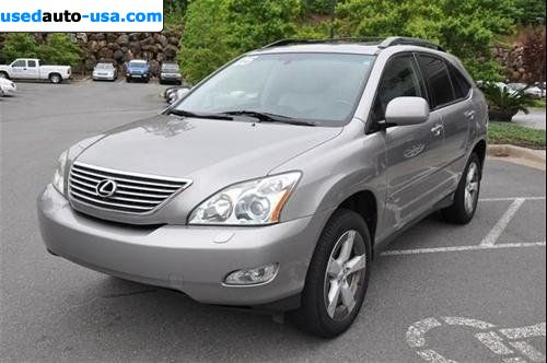 Car Market in USA - For Sale 2005  Lexus RX 330