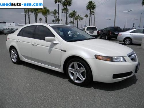for sale 2006 passenger car acura tl 3 2 sedan 4d anaheim. Black Bedroom Furniture Sets. Home Design Ideas