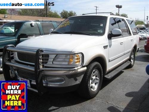 For Sale 1998 Passenger Car Ford Expedition Eddie Bauer