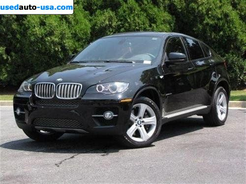 United Bmw Roswell >> For Sale 2009 passenger car BMW X6 xDrive50i AWD 4dr SUV ...