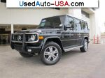 Mercedes G 2009 Mercedes-Benz G-Class 5.5L  used cars market