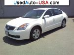 Nissan Altima 2.5 S Sedan 4D  used cars market
