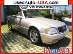 Mercedes Sl -Benz  2dr Roadster 5.0L  used cars market