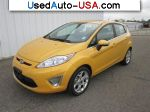 Ford Fiesta SES  used cars market