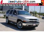 Chevrolet Tahoe LS  used cars market