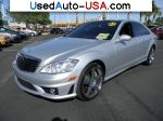 Mercedes S -Benz  6.0L V12 AMG  used cars market