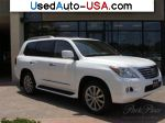 Lexus LX 570 570 ULTIMATE FULL SIZE SUV  used 