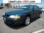 Ford Mustang BASE  used cars market