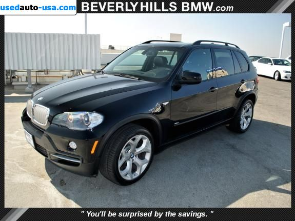 for sale 2008 passenger car bmw x5 los angeles insurance rate quote price 39994. Black Bedroom Furniture Sets. Home Design Ideas