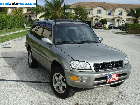 for sale 1999 passenger car toyota rav4 boynton beach insurance rate quote price 8900. Black Bedroom Furniture Sets. Home Design Ideas