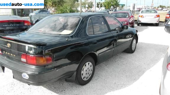 for sale 1995 passenger car toyota camry palm harbor. Black Bedroom Furniture Sets. Home Design Ideas