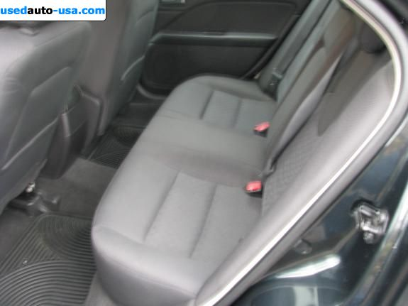 Car Market in USA - For Sale 2010  Ford SE