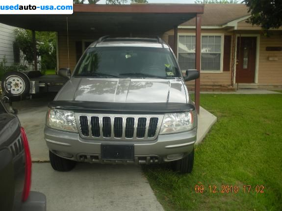 Car Market in USA - For Sale 2002  Jeep Cherokee