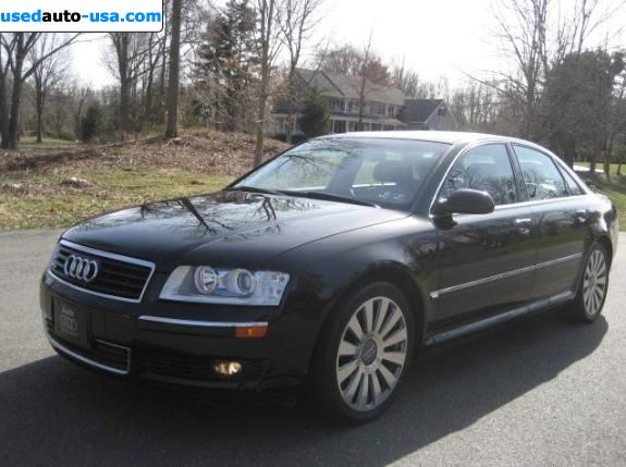 for sale 2005 passenger car audi a8 pennington insurance rate quote price 9900. Black Bedroom Furniture Sets. Home Design Ideas